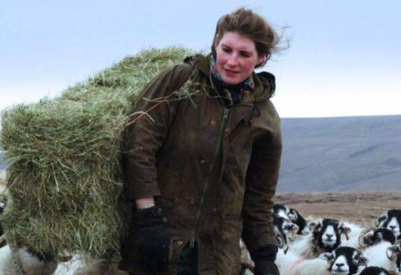 Dales shepherdess Amanda Owen